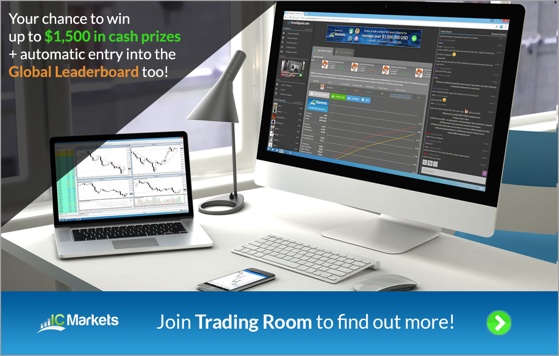 Be a professional forex trader